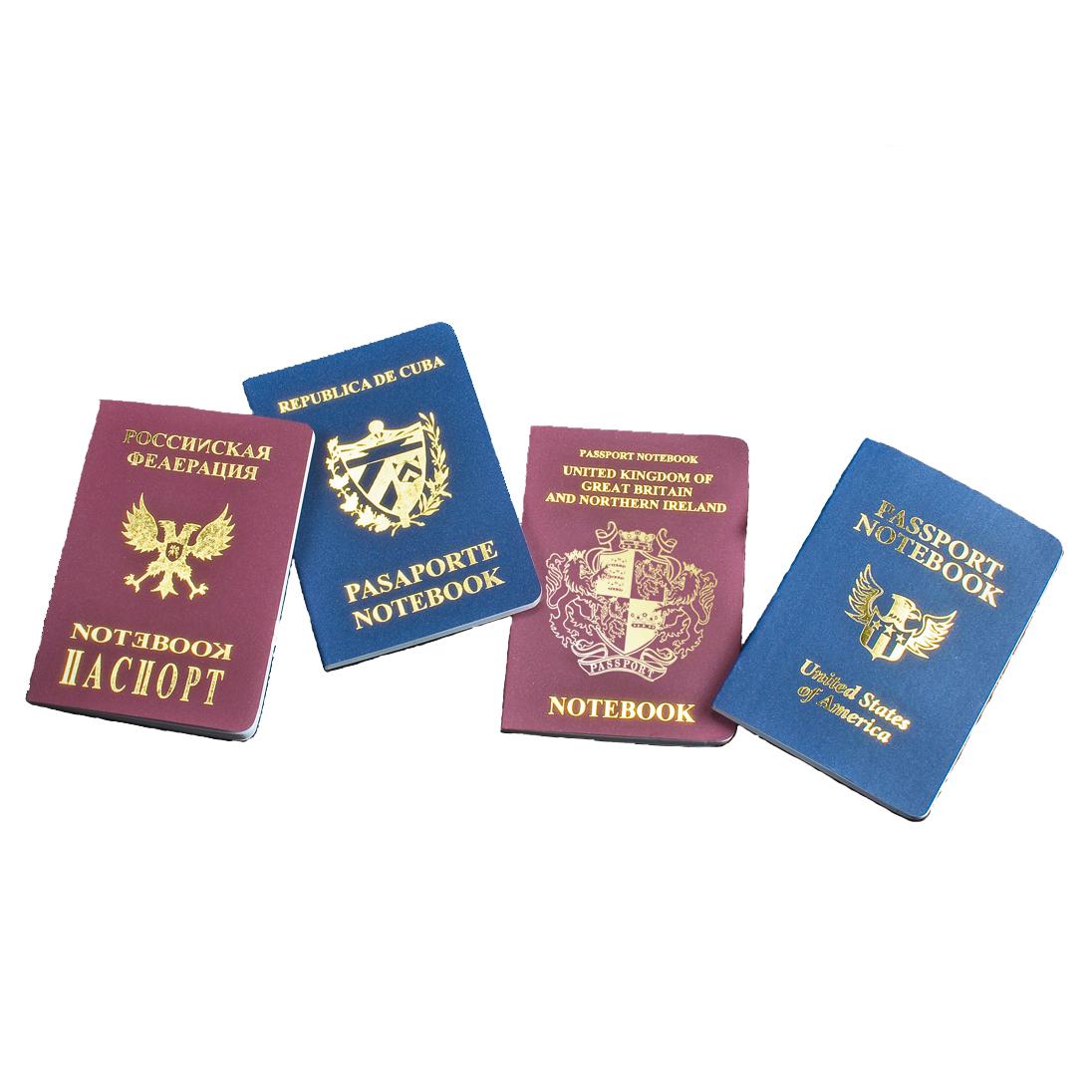 Pass Notatbøker