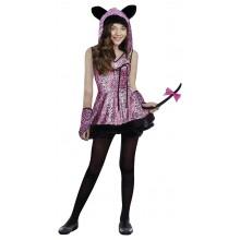 Kostyme Leopard Tenåring