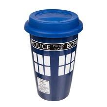 Doctor Who Reisekopp Tardis