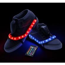 Light Kicks LED Skobelysning