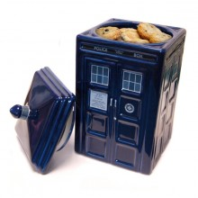 Doctor Who Tardis Keramikk Kakeboks