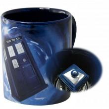 Doctor Who TARDIS Inside Kopp