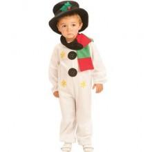 Snømann Kostyme Barn