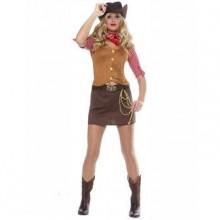 Kostyme Sexy Cowgirl