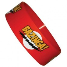Big Bang Theory Bazinga Armbånd