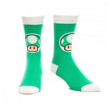 Nintendo Sokker Grønn Sopp