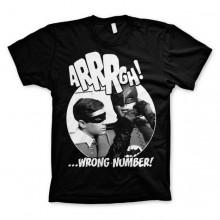 T-skjorte Batman Arrrgh - Wrong Number Sort