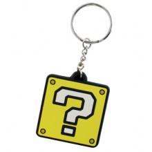 Nintendo Spørsmålstegn Nøkkelring