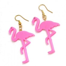 Flamingo Øredobber