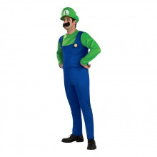 Luigi Karnevalsdrakt