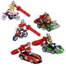 Mario Kart Nøkkelring
