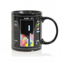 Tetris Kopp som reagerer på varme