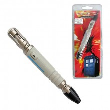 Doctor Who Sonic Screwdriver Lommelykt