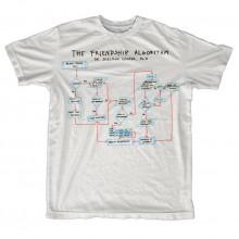 The Friendship Algorithm T-skjorte