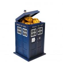 Doctor Who Tardis Kakeboks (med lyd)