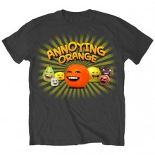 Annoying Orange Team T-skjorte