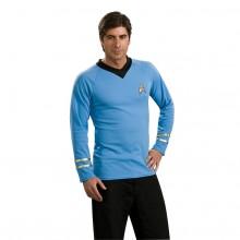 Star Trek Classic Deluxe Blå Genser