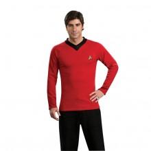 Star Trek Classic Deluxe Rød Genser