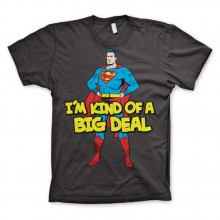 Superman – I`m Kind Of A Big Deal T-skjorte