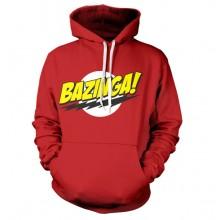 Big Bang Theory Bazinga Logo Hettegenser