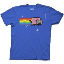 Nyan Cat T-skjorte