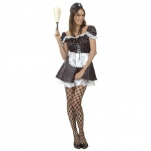 French Maid Kostyme