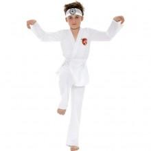 Karate Kid Karnevalsdrakt Barn