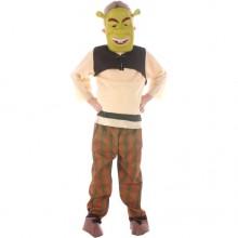 Shrek Karnevalsdrakt Barn