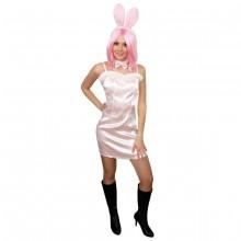 Bunnydrakt Voksen Karnevalsdrakt
