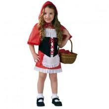Lille Rødhette Karnevalsdrakt Barn
