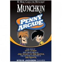 Munchkin Penny Arcade