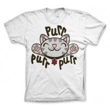 Soft Kitty - Purr-Purr-Purr T-skjorte