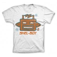 The Big Bang Shel-Bot T-skjorte