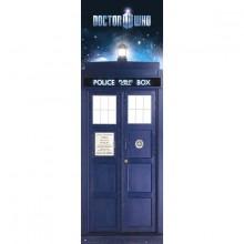 Doctor Who Tardis Plakat