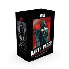 Star Wars Darth Vader - Figur & Bok med sitat