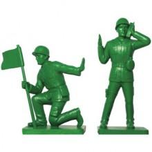 Soldater Bokstøtte