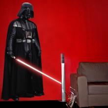 Star Wars Darth Vader Veggdekor