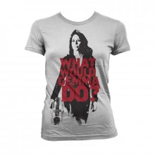 Sons Of Anarchy What Would Gemma Do? Girly T-Shirt