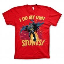 Batman - I Do My Own Stunts T-skjorte