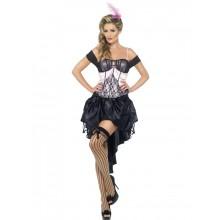 Madame L' Amour Burlesk Kostyme