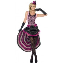 Kostyme Burlesque Skjønnhet