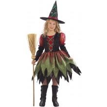 Heksealve Barn Kostymedrakt