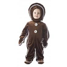 Kostyme Pepperkakemann Barn