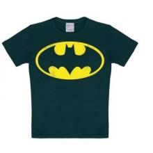 Batman Logo T-Skjorte Barn Sort