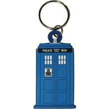 Doctor Who Tardis GumminØKkelring