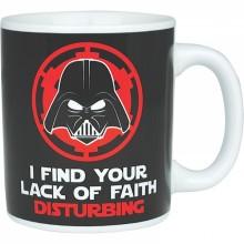 Star Wars Lack Of Faith-Kopp