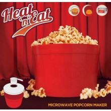Mikropopcorn-maskin - Heat 'n' Eat