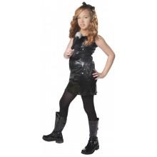 Rockejente Barn Karnevalsdrakt