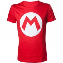 Nintendo – T-Skjorte Mario