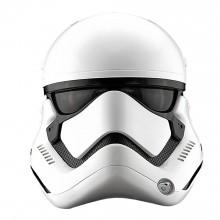 Star Wars The Force Awakens Stormtrooper Hjelm 1:1